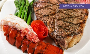 Land and Sea Market Tampa Palms: $54 for a Gourmet Surf 'n' Turf Sampler at Land and Sea Market Tampa Palms ($78.94 Value)