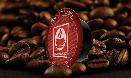 Fino a 400 capsule per macchine Nespresso o Lavazza A Modo Mio. Vari gusti disponibili
