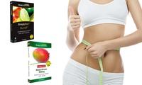 60 cápsulas de suplementos adelgazantes Burnoff o mango africano