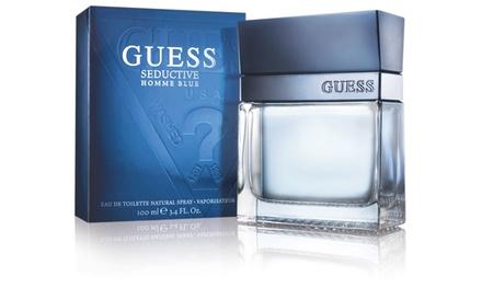 Guess Seductive Homme Blue Eau de Toilette; 3.4 Fl. Oz.