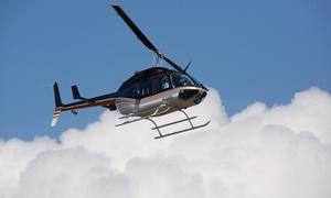 Air Touraine Hélicoptère-Montgolfière: Vol au-dessus des châteaux de la Loire et leurs jardins en hélicoptère pour 1 ou 2 personnes dès 90 € avec Air Touraine
