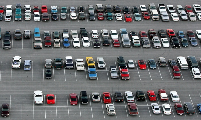 Parking Panda - Multiple Locations: Two, Three, or Five Days of Airport Self-Parking from Parking Panda (Up to 51% Off)