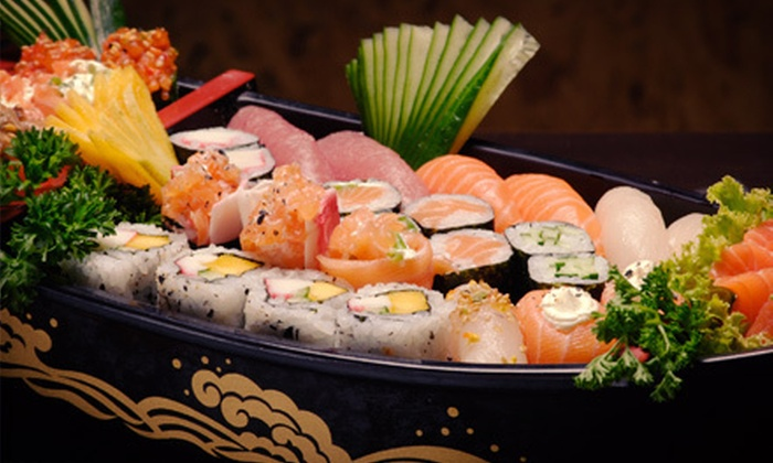 Nippon Sushi - Taylor Ranch: $15 for $30 Worth of Teppanyaki, Sushi, and Drinks at Nippon Sushi