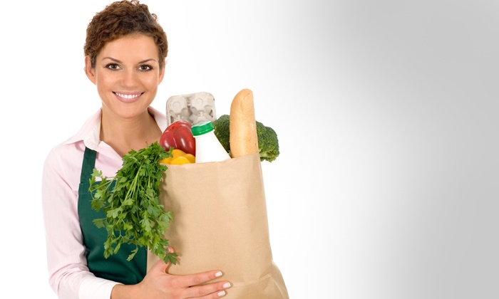 We Go Shop - Little Rock: $10 for $19 Worth of Grocery Delivery — WeGoShop.com