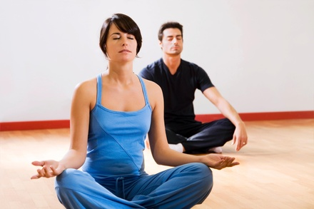 Four Weeks of Unlimited Yoga Classes at Joyful Yoga (67% Off)