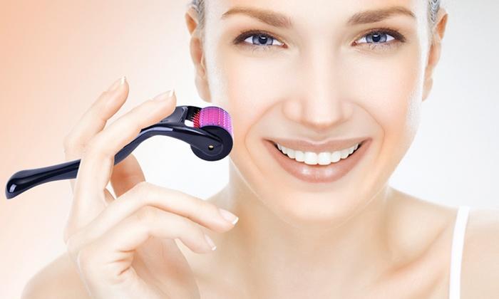 ORA Microneedle Skin Roller: $19.99 for an ORA Skin-Resurfacing Microneedle Roller System ($150 List Price)
