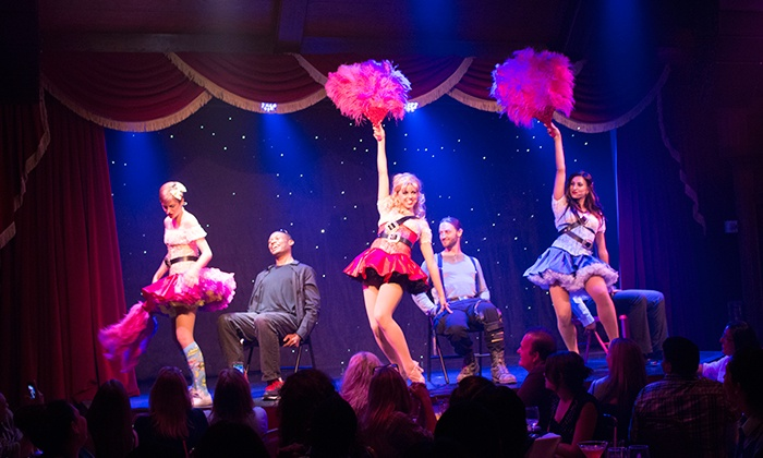 Teatro Martini - Buena Park: Dinner and Cabaret Show for One Including Free Appetizers at Teatro Martini (Up to 50% Off)
