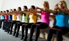 Pure Barre—65% Off Two or Four Weeks of Unlimited Classes