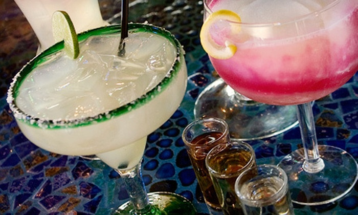 Salty Senorita - Multiple Locations: Mexican Food and Drinks at Salty Senorita (Half Off). Two Locations Available.