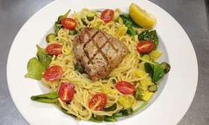 Caffe Il Cipresso: Italian Cuisine for Two or Four at Caffe il Cipresso (Up to 41%  Off)