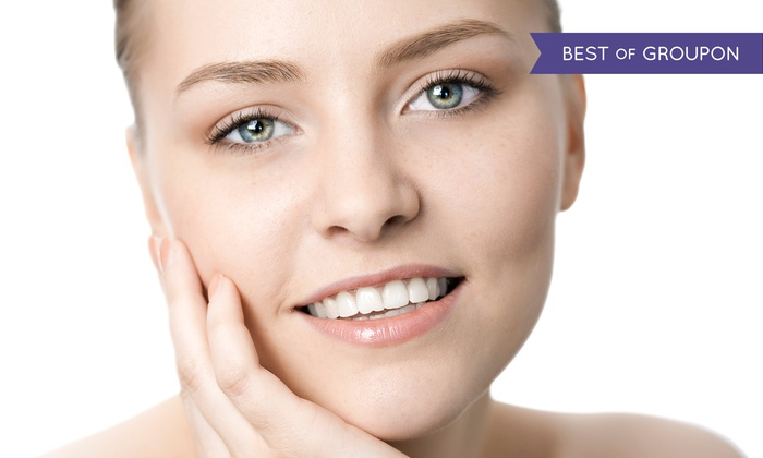 Aesthetica Med Spa - Aesthetica Med Spa: VI Peel or Microdermabrasion at Aesthetica Med Spa (Up to 42% Off)