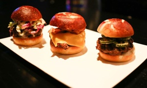 The Slider Haus: $7 for $12 Groupon — The Slider Haus