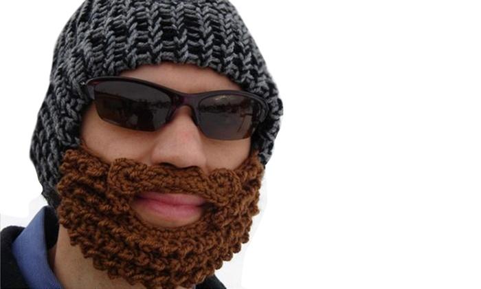 miglior sito nuovo massimo 100% di alta qualità Berretto con barba finta | Groupon Goods