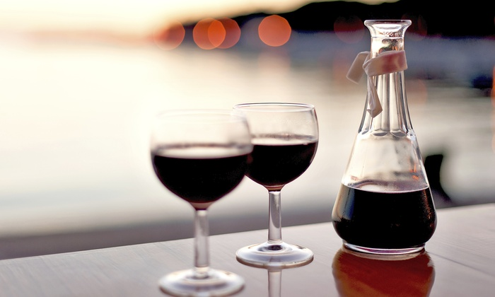 Lee's Limousine - Rosedale Center: $79 for a Wine-Tasting Tour and Riverboat Cruise from Lee's Limousine ($159 Value)
