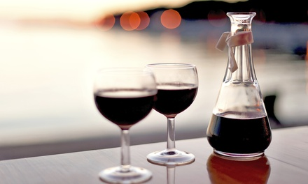 $79 for a Wine-Tasting Tour and Riverboat Cruise from Lee's Limousine ($159 Value)