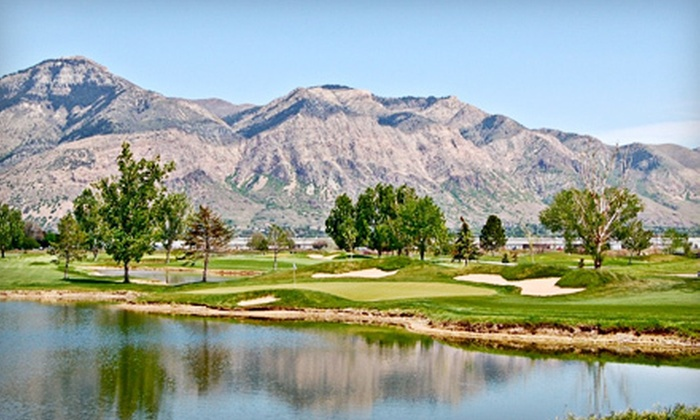 Toad's National Golf Course - Marriott - Slaterville: Nine-Hole Round for Two or Four with Cart Rental and Range Balls at Toad's National Golf Course (Up to 61% Off)