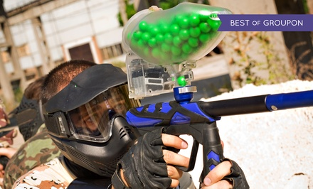 All-Day Paintball for Two, Four, or Eight at Adrenaline Adventures (Up to 55% Off)