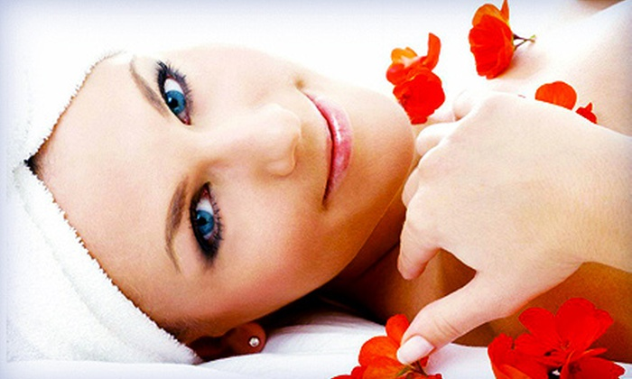 Solano Wellness Spa - Fairfield: One or Three Anti-aging Facials, Glycolic Facials, or Chemical Peels at Solano Wellness Spa (Up to 67% Off)
