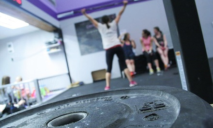 $59 for One Month of Women's Outdoor CrossFit Classes from Empress Crossfit ($150 Value)