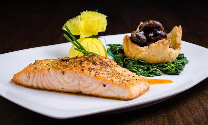 The Ship Restaurant - Lynnfield: Dinner for Two or Four at The Ship Restaurant (38% Off)