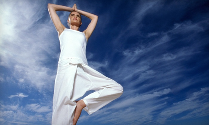 Love Yoga Massage - Victorville: $15 for Two Weeks of Unlimited Yoga Classes at Love Yoga Massage ($30 Value)