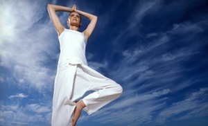 Love Yoga Massage: $15 for Two Weeks of Unlimited Yoga Classes at Love Yoga Massage ($30 Value)