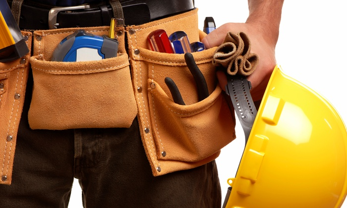 White Oak Building & Design, Inc. - Fairfield County: Two, Four, or Seven Hours of Handyman Services from White Oak Building & Design, Inc. (Up to 54% Off)