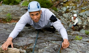 Soul Adventures: Rock Climbing or Abseiling from R250 with Soul Adventures (Up to 55% Off)
