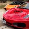 50% Off Laps in a Ferrari or Lamborghini