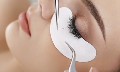 image for Full Set of Eyelash Extensions for £39 at Caprice Hair and Beauty (61% Off)