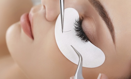 Full Set of Eyelash Extensions for £39 at Caprice Hair and Beauty (61% Off)