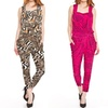 Esti Couture Women's Printed Jumpsuits