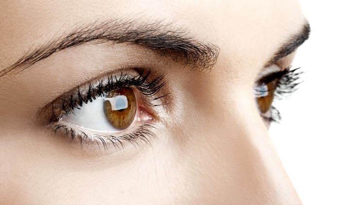 $19 Brow Threading and Tint, $29 with Lash Tint, or $39 for Full Face Threading at Mystique Beauty Bar (Up to $65 Value)