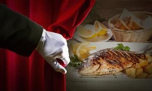 unsicht-Bar Hamburg: Fischmenü in 3 oder 4 Gängen im legendären Dunkelrestaurant unsicht-Bar Hamburg