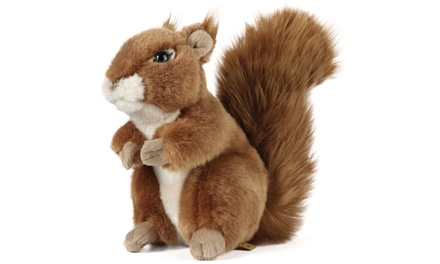 Woodland Animal Plush Range