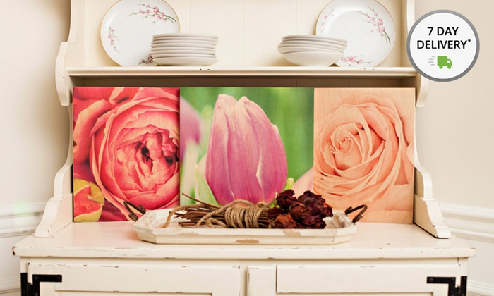 "12""x12"" Budding Blossoms PhotoBoards: 12""x12"" Budding Blossoms PhotoBoards. Multiple Styles Available. Free Shipping and Returns."