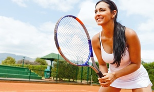 Murrieta Tennis Club: 3 Half-Hour Private Lessons With Option for One-Month Club Membership at Murrieta Tennis Club (Up to 57% Off)