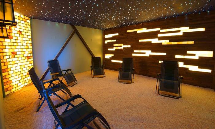 Kansas City Salt Mine - Lee'S Summit: One or Three Salt Room Sessions at Kansas City Salt Mine (Up to 23% Off)