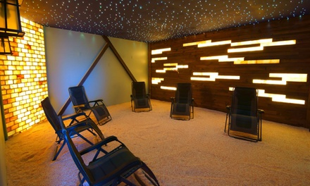 One or Three Salt Room Sessions at Kansas City Salt Mine (Up to 37% Off)