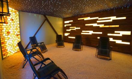 One or Three Salt Room Sessions at Kansas City Salt Mine (Up to 37% Off)