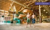 Great Wolf Lodge Grand Mound - Centralia, WA: Stay with Daily Water Park Passes and Resort Credit at Great Wolf Lodge Grand Mound in Washington. Dates into March.