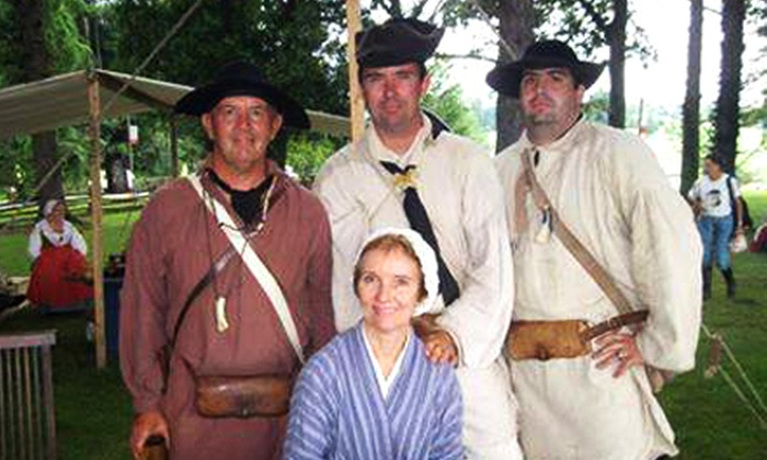 Penn's Colony Festival - Penn's Colony Festival Grounds: $7 for Visit for Two to 18th-Century Themed Penn's Colony Festival ($14 Value)