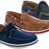 Franco Vanucci Men's Bruce Boat Shoes