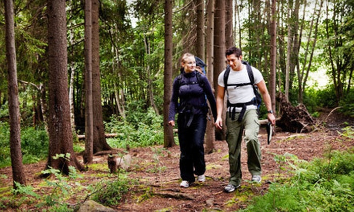 School In The Woods - Oakville: Intro to Wilderness Courses from School in the Woods (Up to 63% Off). Four Options Available.