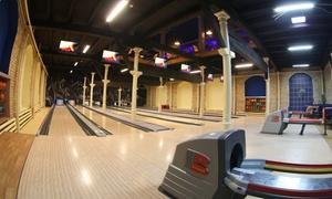 Cosmic Bowling: Godzina gry w kręgle (36,99 zł) z godziną gry w bilard (41,99 zł) i więcej opcji w Cosmic Bowling