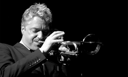 Chris Botti at Riverside Theater on December 4 at 8 p.m. (Up to 57% Off)