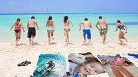 Une serviette de plage personnalisable sur le site de Couvertures Personnalisées dès 9,90 € (jusquà -50 % de réduction)