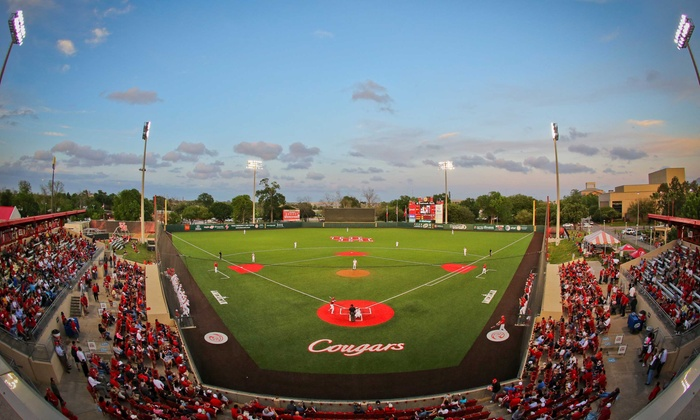 Houston Cougar Baseball Camps - Houston University: $199 for One-Week Full-Day Summer Baseball Camp at Houston University ($255 Value)