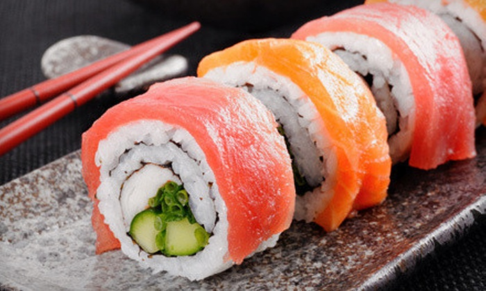 Hana Saki: Japanese Hibachi Restaurant - Springfield: $20 for $40 Worth of Japanese Food for Two or More at Hana Saki: Japanese Hibachi Restaurant