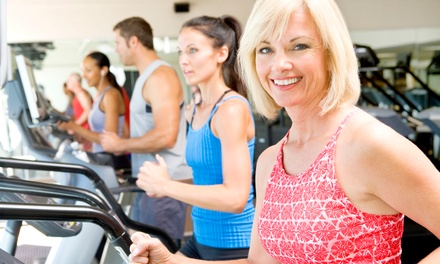 One- or Three Month Membership for One or Two to Lake Stevens Athletic Club(Up to 70% Off)